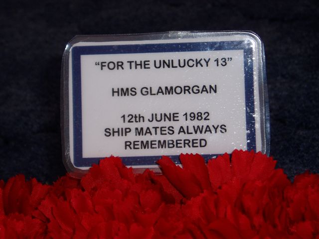 Glamorgan Wreath EXCT 117